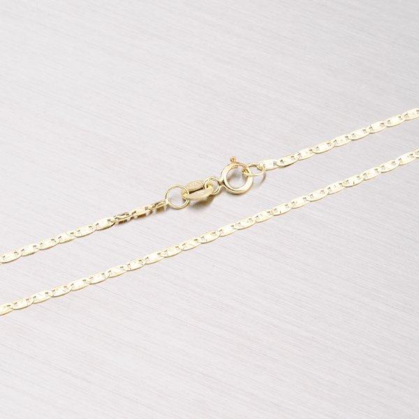 Zlatý řetízek 45-1079