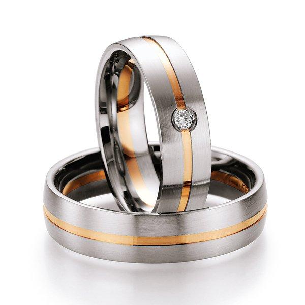 Snubní prsteny s diamantem SP712 SP712