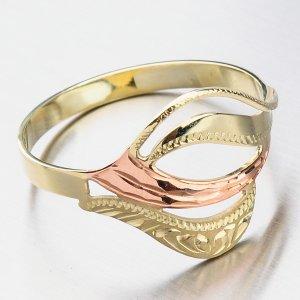 Prsten ze zlata 51P-449
