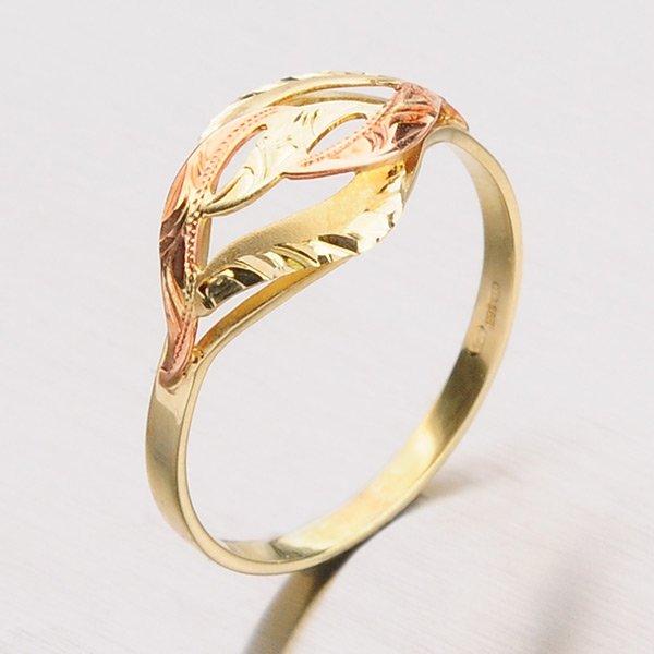 Prsten klasický 51P-055
