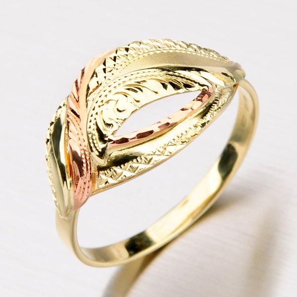 Prsten ze zlata 51P-538