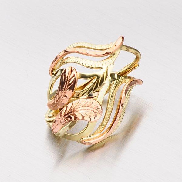 Náušnice ze zlata 52NK-157