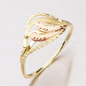Zlatý prsten - klasik 51P-185