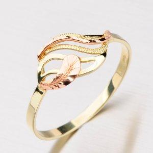 Prsten ze zlata 51P-409