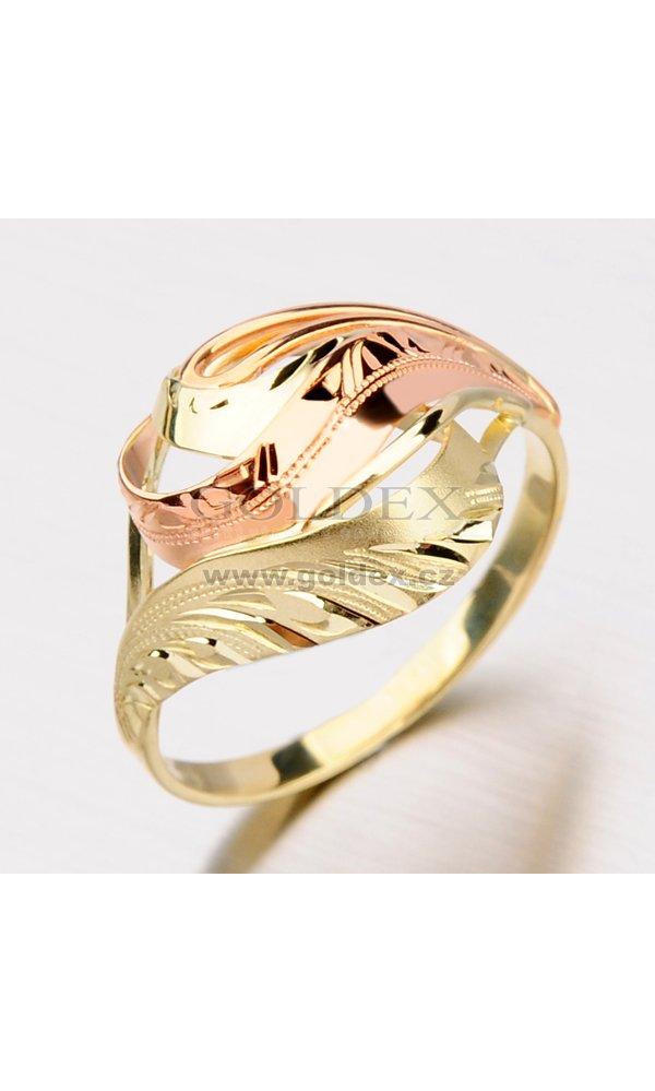 Zlatý prsten 51P-505 Zlatý prsten 51P-505 ... 7d6bfb0d551