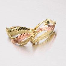 Náušnice ze zlata 52NK-006
