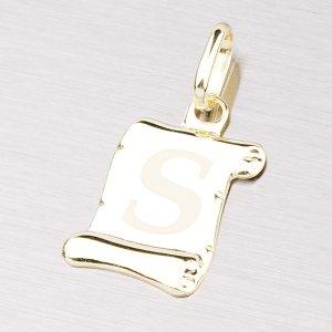 Zlatý pergamen s písmenkem S 43-2064S