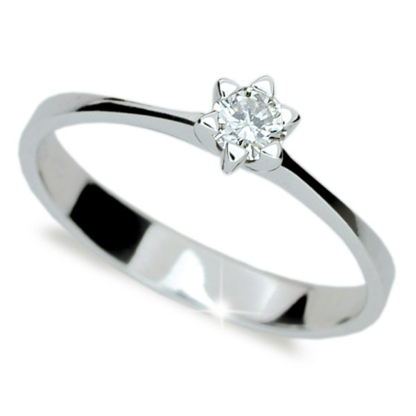 ZP1953D Zásnubní prsten s diamantem ZP1953D