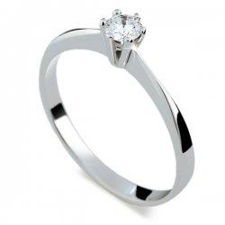 Zásnubní prsten s diamantem ZP1877D