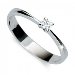 ZP1958D Zásnubní prsten s diamantem ZP1958D