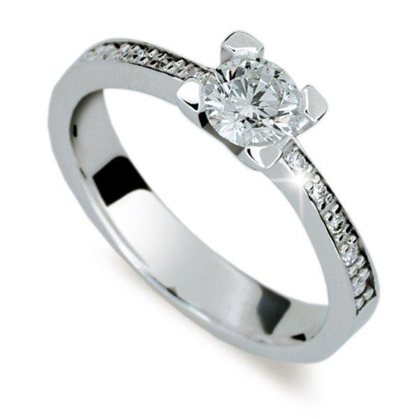 ZP1961D Zásnubní prsten s diamanty ZP1961D