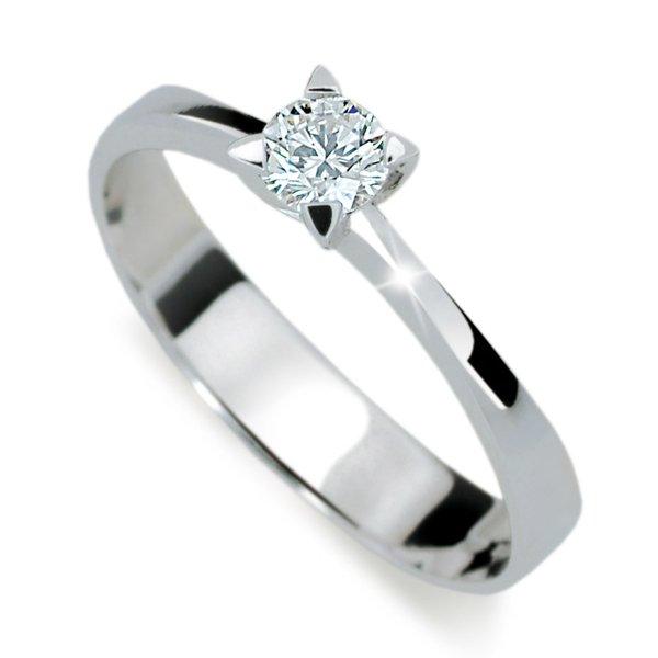 Zásnubní prsten s diamantem ZP1895D