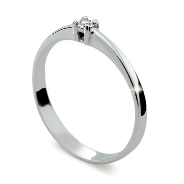 ZP1904D Zásnubní prsten s diamanty ZP1904D
