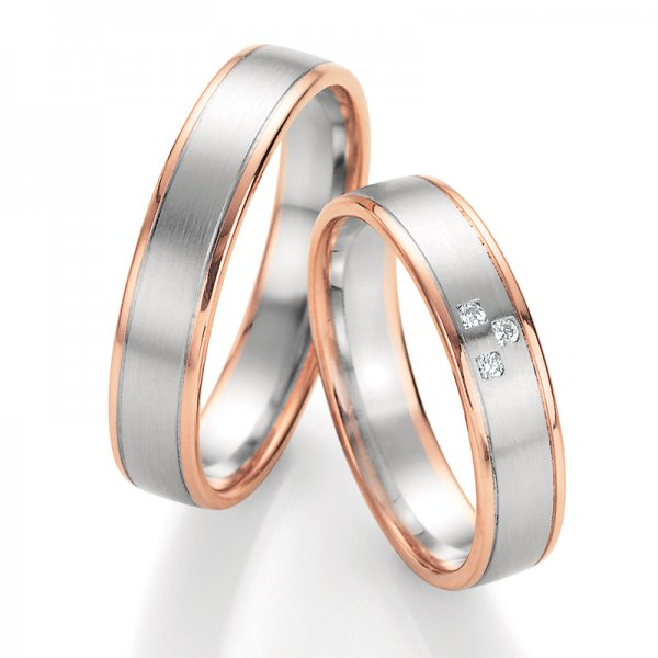 SP-10290 Snubní prsteny s diamanty SP-10290