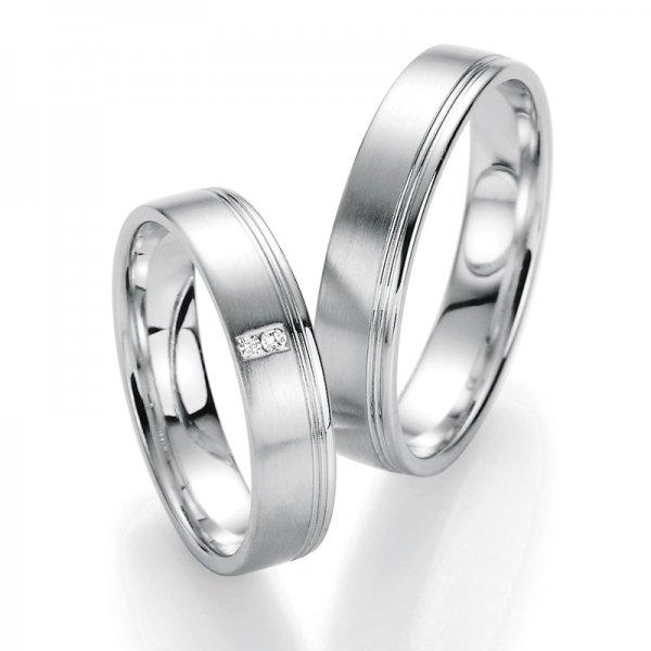 SP-10130 Snubní prsteny s diamantem SP-10130