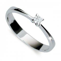 Zásnubní prsten se zirkonem ZP1958