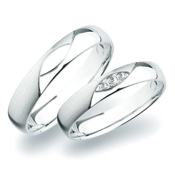 Snubní prsteny zlaté SP-268