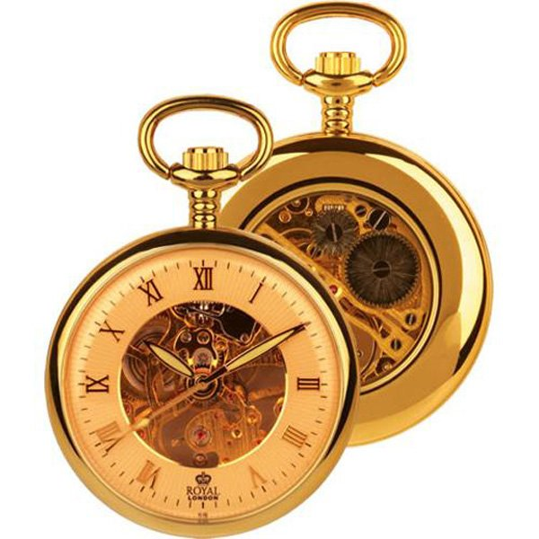 Royal London - Pocket watches 90002-03