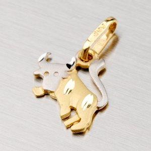 Zlatý přívěsek - Býk 43-2071-04