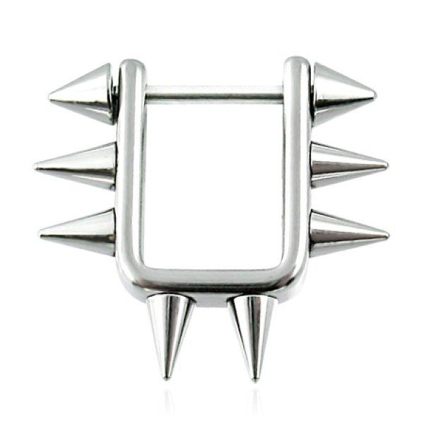 Ocelový piercing GCNP057