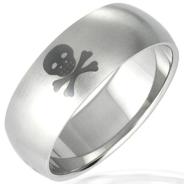 Ocelový prsten GERA020