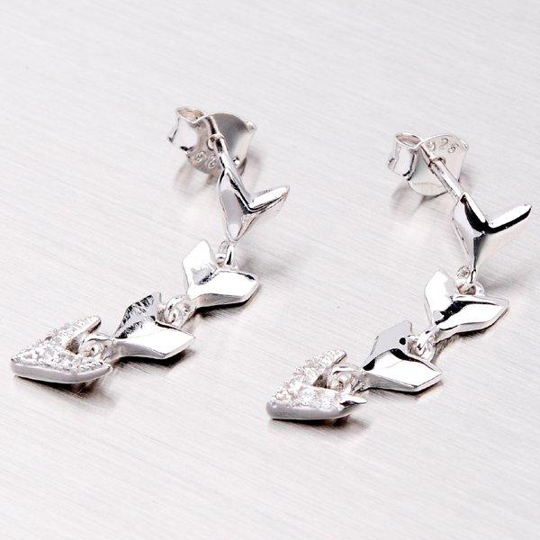 Stříbrné náušnice EXX02140212
