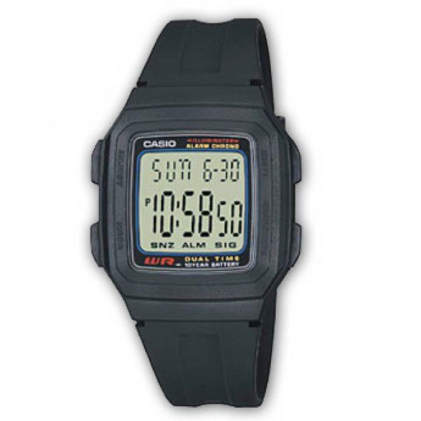 Casio COLLECTION F-201 15000647