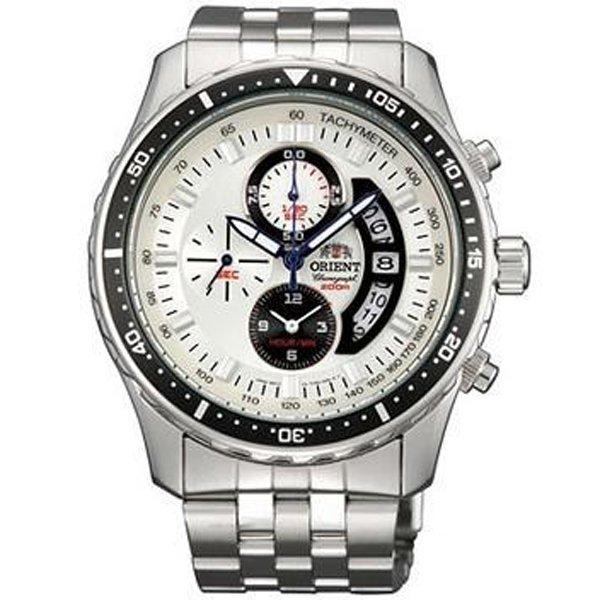 Orient Chronograph FTT0Q001W FTT0Q001W