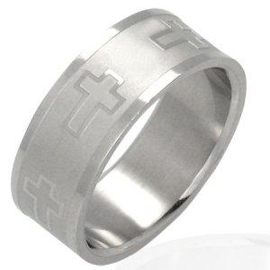 Prsten z oceli GLRV004