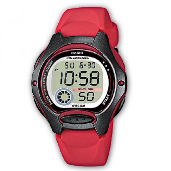 CASIO Collection LW 200-4A 15001612