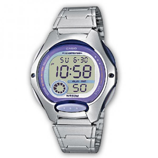 CASIO Collection LW 200D-6A 15001616