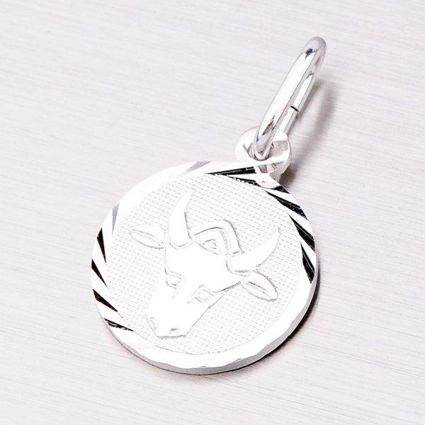 Stříbrný přívěsek - Býk M5000-04