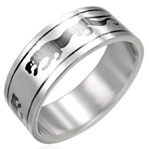 Ocelový prsten GPRB075