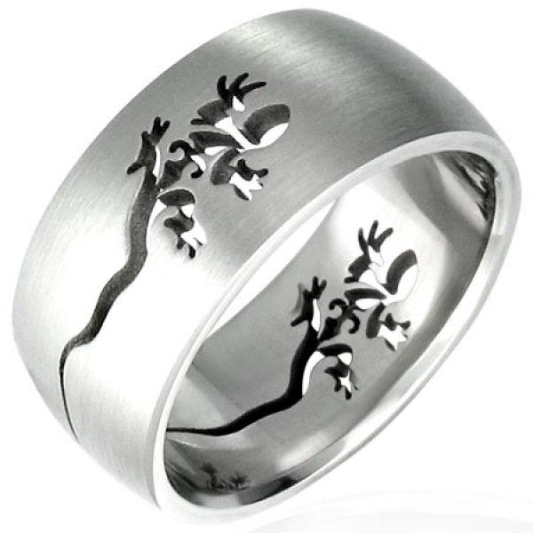 Prsten s ještěrkami GPRB065