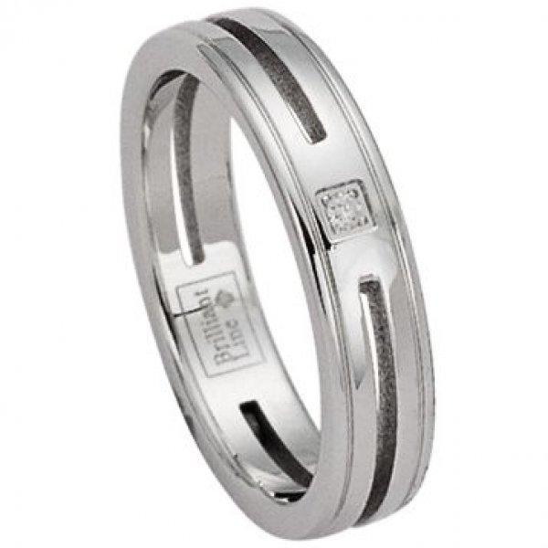 Ocelový prsten RSDM01