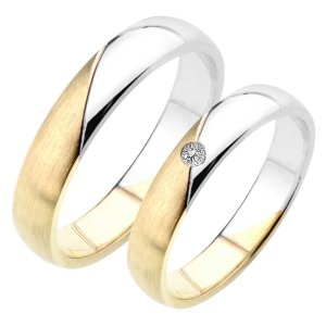Snubní prsteny SP-225