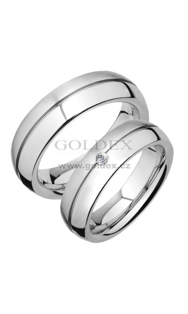 14ffacd65 Snubní prsteny chirurgická ocel SPTS131LM SPTS131LM : Goldex.cz