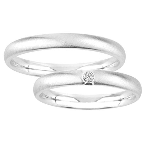 Zlaté snubní prsteny SP-214