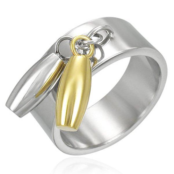 Prsten s přívěsky GSRV066