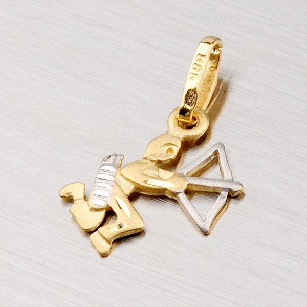 Zlatý přívěsek - Střelec 43-2071-11