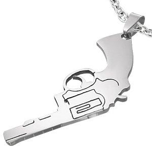 Ocelový revolver GTPB115