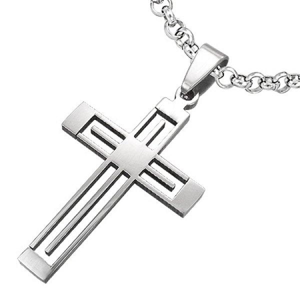 Kříž z oceli GTPB089
