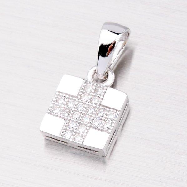 Stříbrný přívěsek ZP180