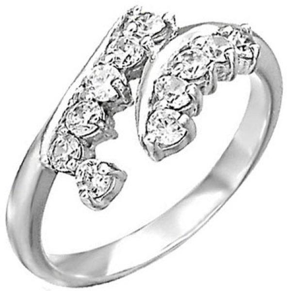 Dámský prsten se zirkony GZRC023