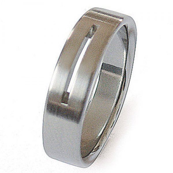 Ocelový prsten ZSQ86025