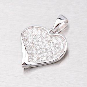 Přívěsek srdce AP1045