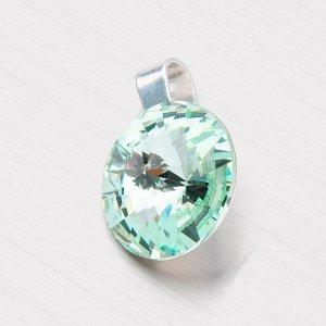 Přívěsek krystal  12 mm D113Z