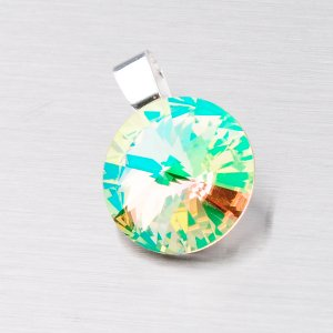 Přívěsek s krystalem 12 mm D113Ž-JK