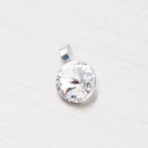 Stříbrný přívěsek s krystalem D118B-JK