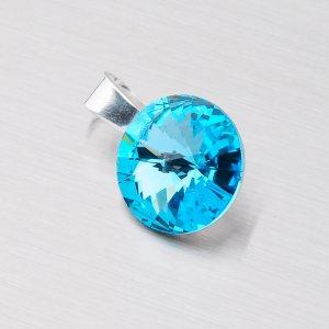 Přívěsek s krystalem 10 mm D119SM